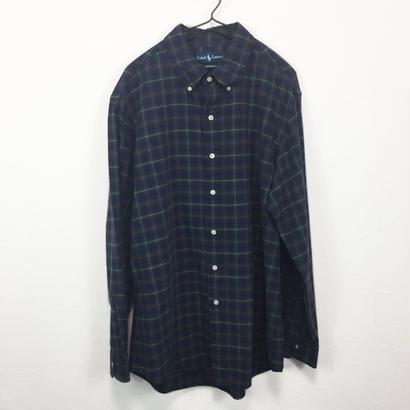 Ralph Lauren navy shirt