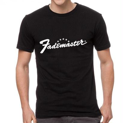 "73 OUTFITTERS ""FADE MASTER""  Tee Shirt =Script  Logo="