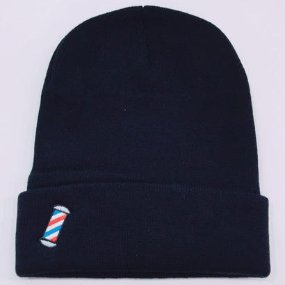 "73 OUTFITTERS ""FADE MASTER"" BEANIE =Barber Pole="