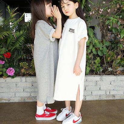 送料無料 casual☆ロングワンピース