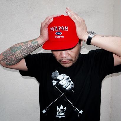 9SARI POMPOM CAP (RED)