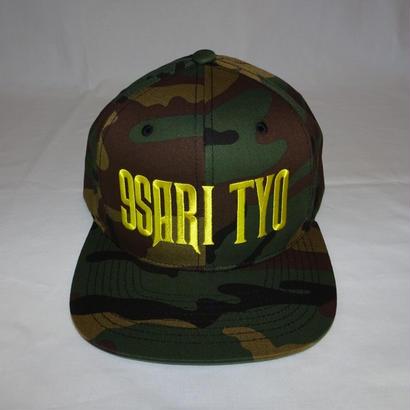 9SARI TYO SNAPBACK CAP (CAMO)