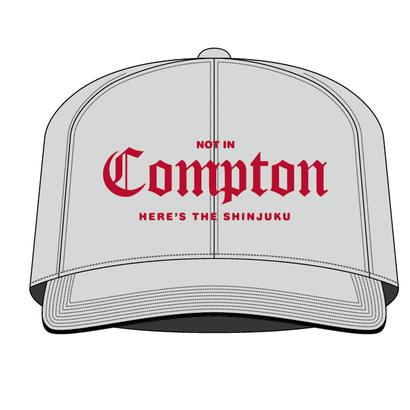 Compton SNAPBACK CAP (GRAY)