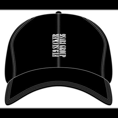 FU9 SUCKER polo cap (BLACK)