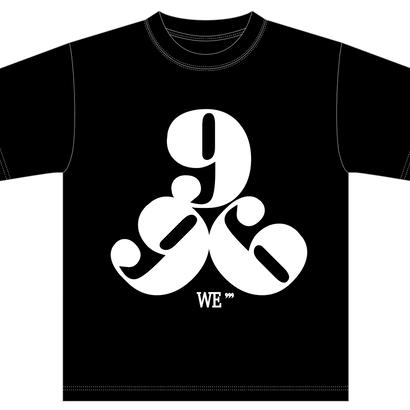 999 tee (BLACK)
