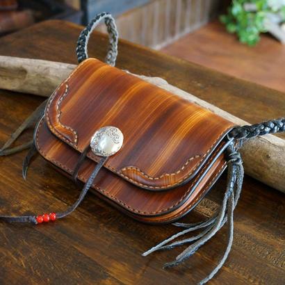 wood brown メディスンバック