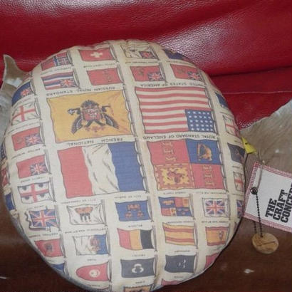 国旗クッション