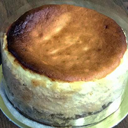 NY チーズケーキ  4号(直径約12cm)
