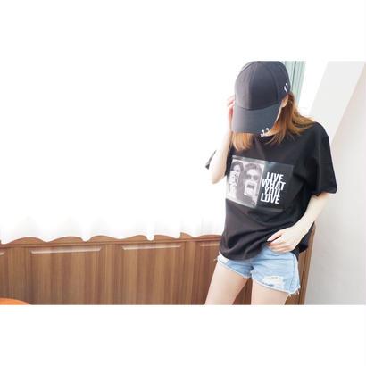 unisexプリントTシャツ