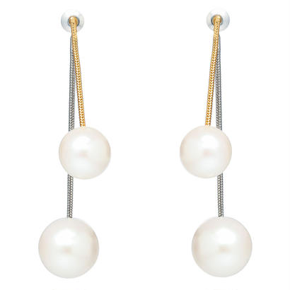 PEARL bi-color american pierce