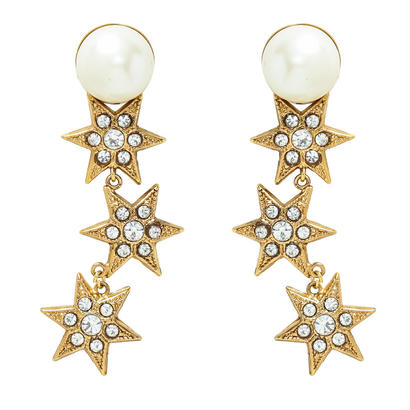 STAR swing pierce/earring