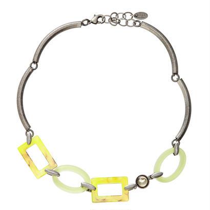 SAFARI pipe necklace