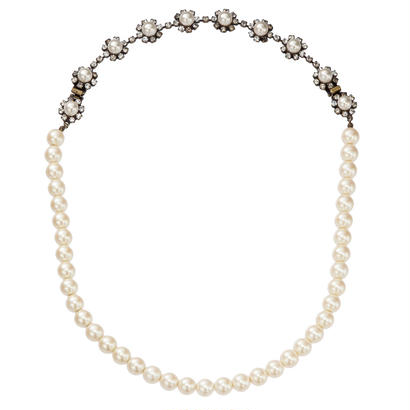 pearl 3way necklace
