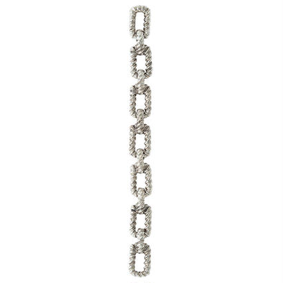 CHAIN long earring/pierce