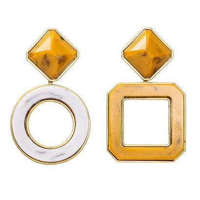 RETRO 2way pierce (gold)