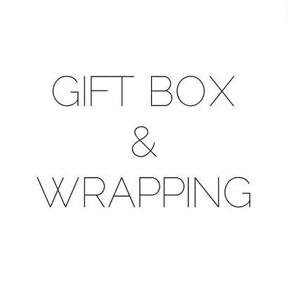 Gift Box & Rapping  (追加購入分)