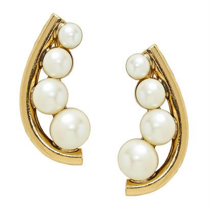 NOUER pearl pierce/earring