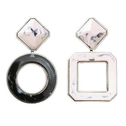 RETRO 2way pierce (silver)
