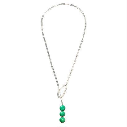COSMO lariet (silver)