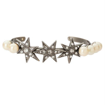 STAR pearl bangle