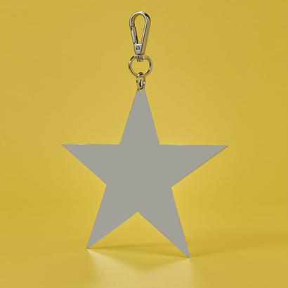 Metal charm  / Star