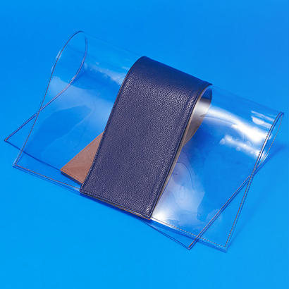 PVC Clutch Bag - NV×CAM