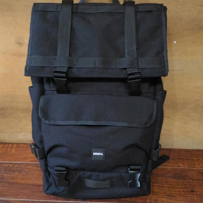 AGHARTA Backpack  Black