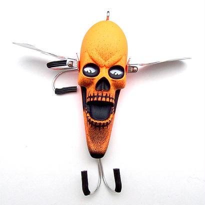 wing noisy Orange highlighter