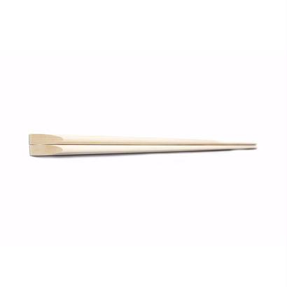 檜の天削半丸菜箸