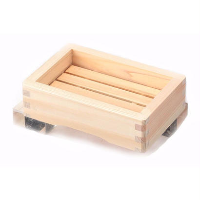 ひのき石けん箱