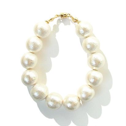 Cotton pearl Braceret