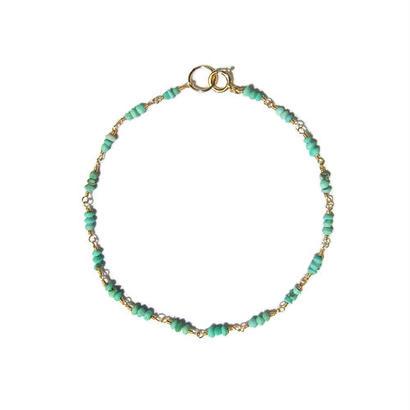 Tiny Turquoise Bracelet