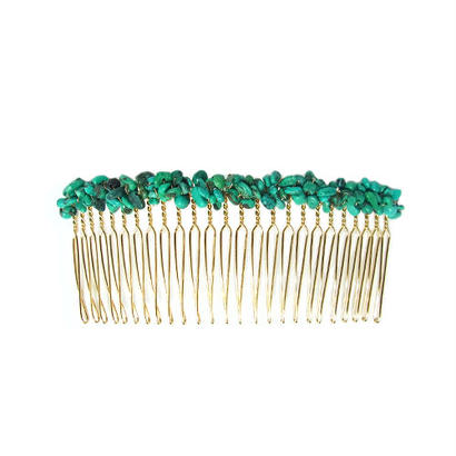 Turquoise Comb -L-