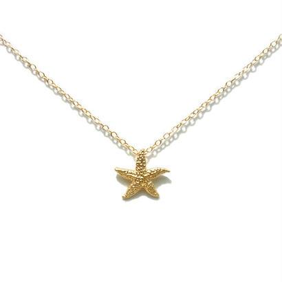 Skinny Necklace -Starfish- Type C