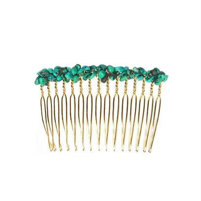 Turquoise Comb -S-