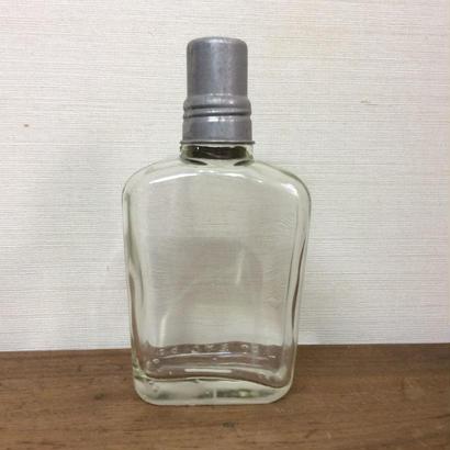 アルミ蓋のボトル