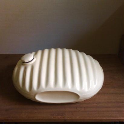 陶器の湯たんぽ