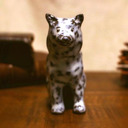 【受注制作】しば犬のミニオブジェ