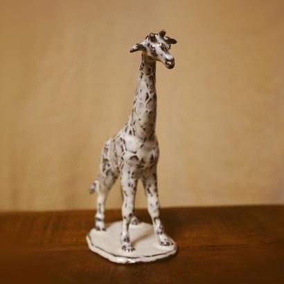 【受注制作】キリンのオブジェ