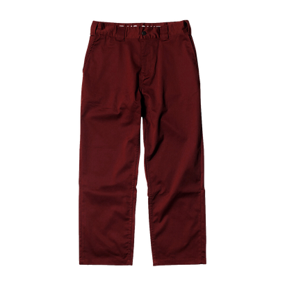 Tightbooth -Stretch Pants High End Wine