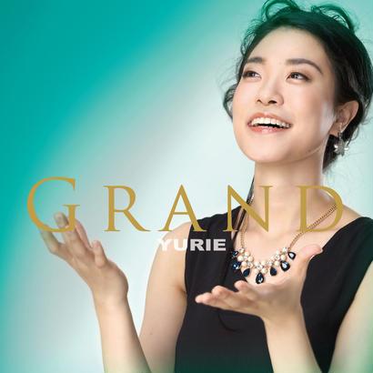 CD「GRAND」YURIE