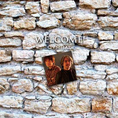 〈CD〉CymBal「WELCOME!」