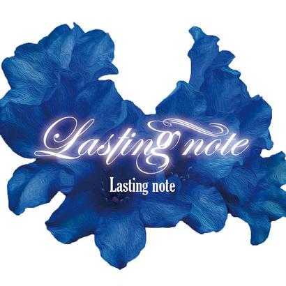 CD「Lasting note」Lasting note