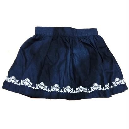 Carter's キュロット付スカート