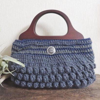 poko poko knit bag