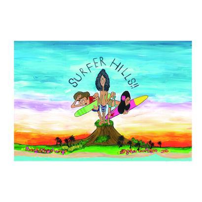 024 surfhills postcard
