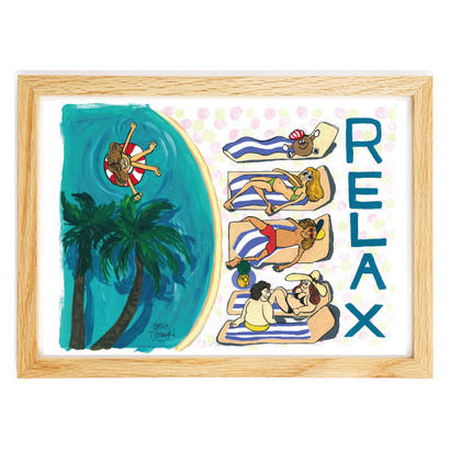 028 RELAX A4size