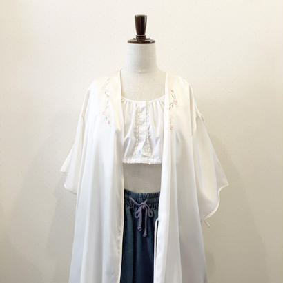 used polyester gown