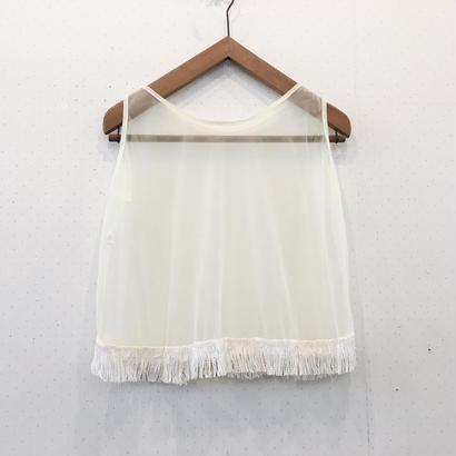 used fringe camisole