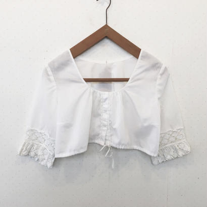 used short blouse